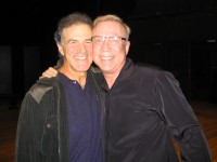 Allan Zavod and Gary Burton - click to see an enlarged version of this image