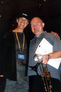 Allan Zavod with James Morrison: Concerto For Trumpet, Jazz Trio And Orchestra