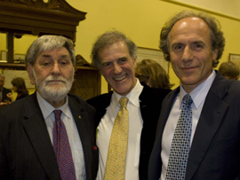 Dr. Barry Jones, Dr. Allan Zavod, Dr. Alan Finkel - click to see an enlarged version of this image