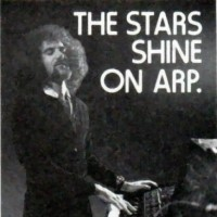 The stars shine on ARP  - 1978 Newspaper article - click to see an enlarged version of this image