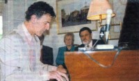Rich sounds of Jewish music - (Australian Archive of Jewish music Ta'am Launch) - 2002 Newspaper article - click to see an enlarged version of this image