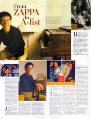 click here to read the entire Sunday Life Magazine - Sunday Age article - Zavod: From Zappa to A-list