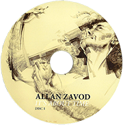 It's About Time: 2 Disc Compilation.  Allan Zavod performing a mix of his own original music, along with some well-loved jazz standards and covers.  Click to see enlarged image.