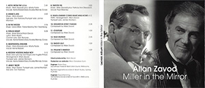 Motion Picture Soundtrack for Death Of A Soldier. Includes original compositions and arrangements by Allan.  Click to see enlarged image.